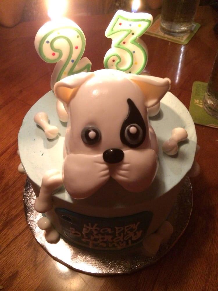 French Bulldog Birthday Cake Yelp