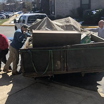 Photo Of Code Green Junk Removal Landscaping Frederick Md United States