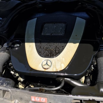 Awesome Photo Of Mercedes Benz Of Monterey   Monterey, CA, United States. Engine