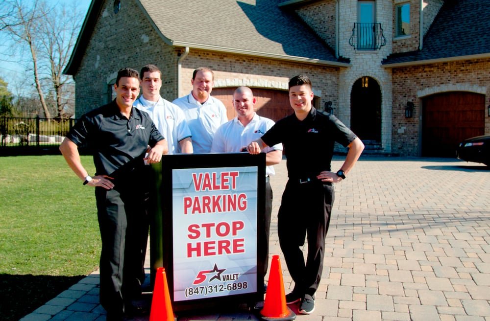 Five Star Valet: Chicago, IL