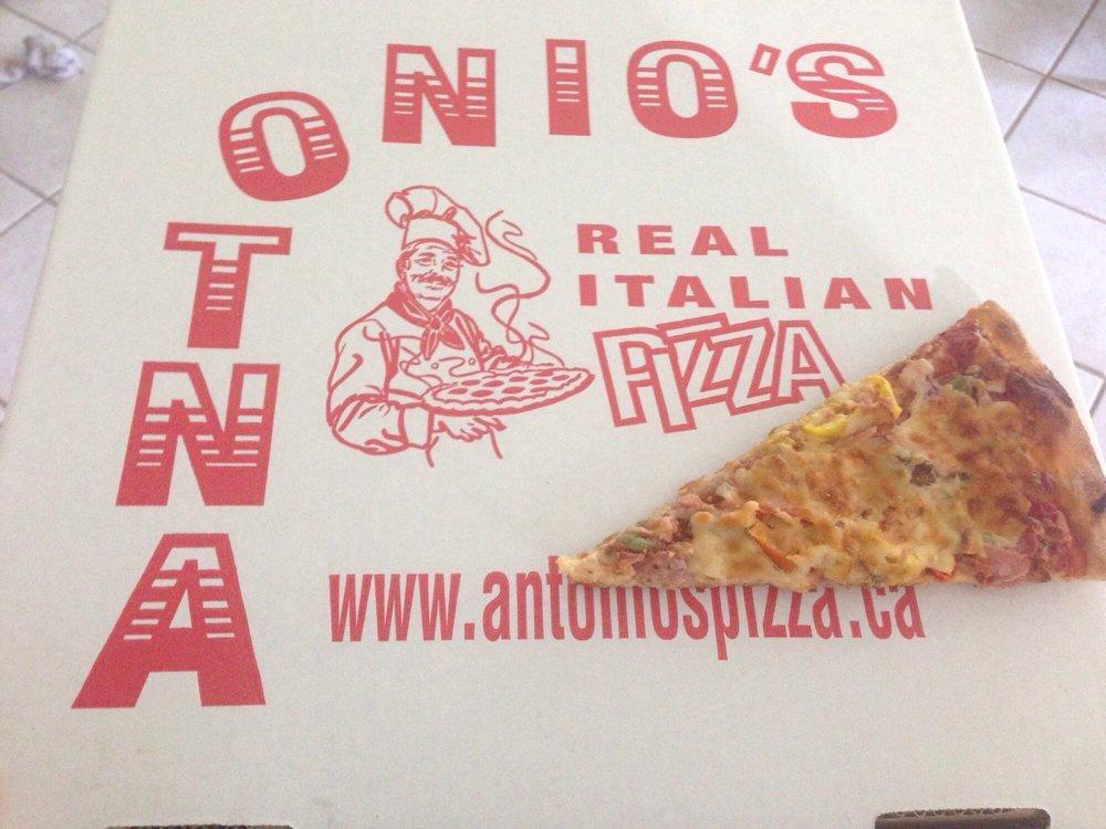 Antonio's Pizza and Sports Bar: 443 Lyndock St, Corunna, ON