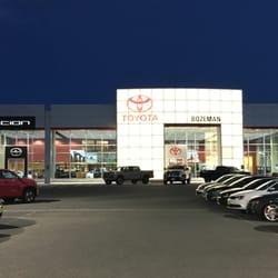 Bozeman Car Dealerships >> Toyota Of Bozeman 8476 Huffine Ln Bozeman Mt 2019 All You Need