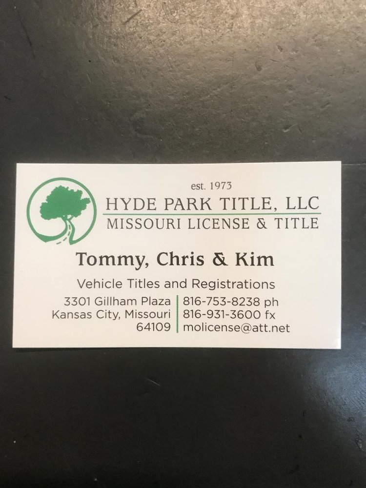 Missouri License & Title Agency