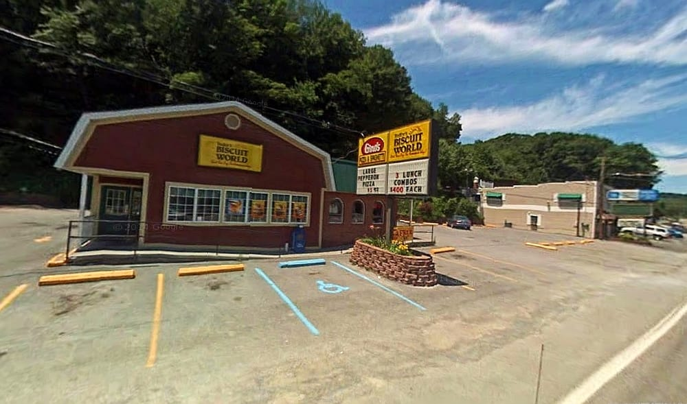 Tudor's Biscuit World: RR 52 Coal Heritage Rd, Bluefield, WV