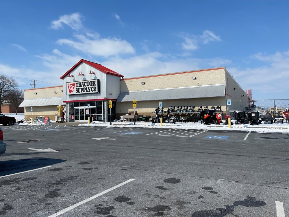 Tractor Supply: 151 Tower Rd, New Holland, PA
