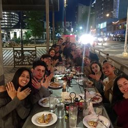 Photo Of Mellow Mushroom Charlotte Nc United States Team Victory Dinner At