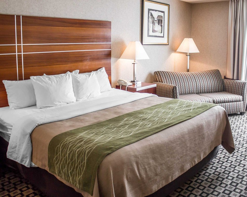 Quality Inn: 129 Dolby St, Clarion, PA