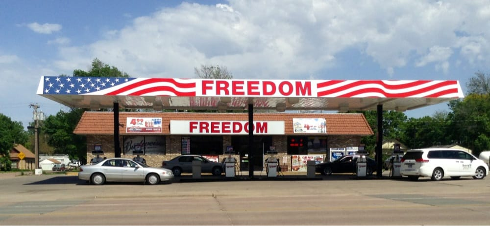 Freedom: 504 S Sanborn Blvd, Mitchell, SD
