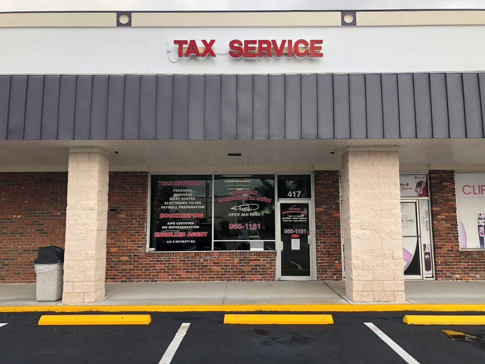 Auburndale Bookkeeping & Tax Service: 417 Havendale Blvd, Auburndale, FL