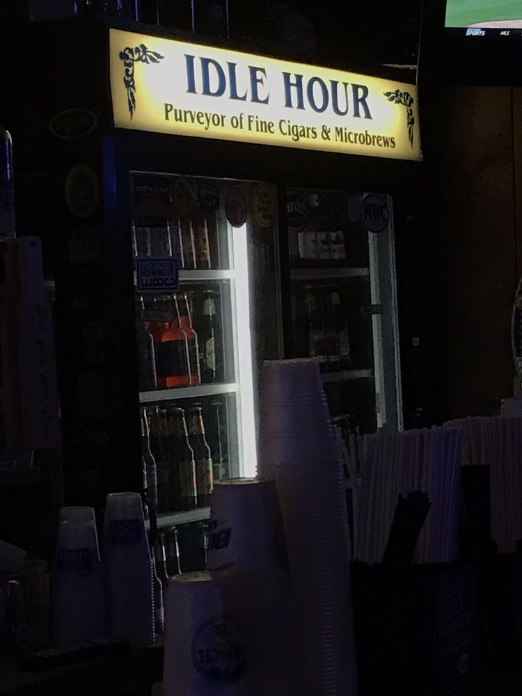 The Idle Hour: 5 Center St, Geneseo, NY