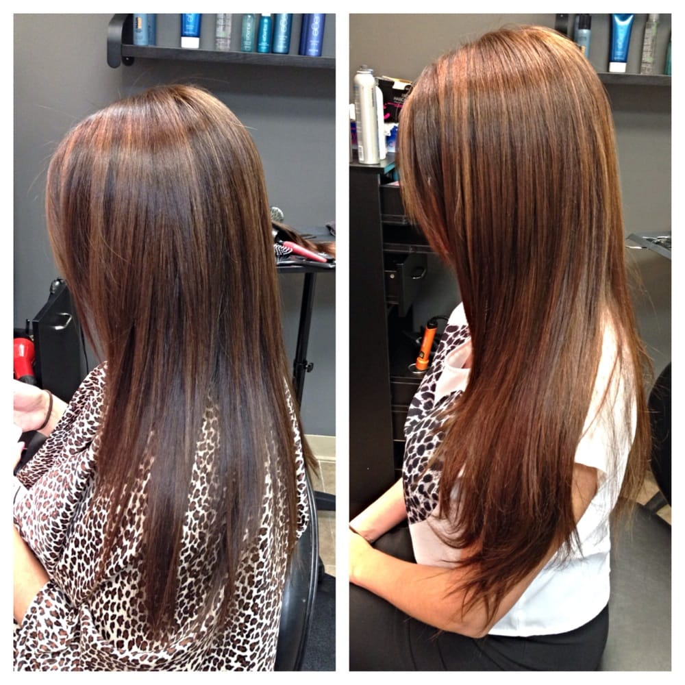 Beforeafter Hot Heads Extensions And Color Yelp