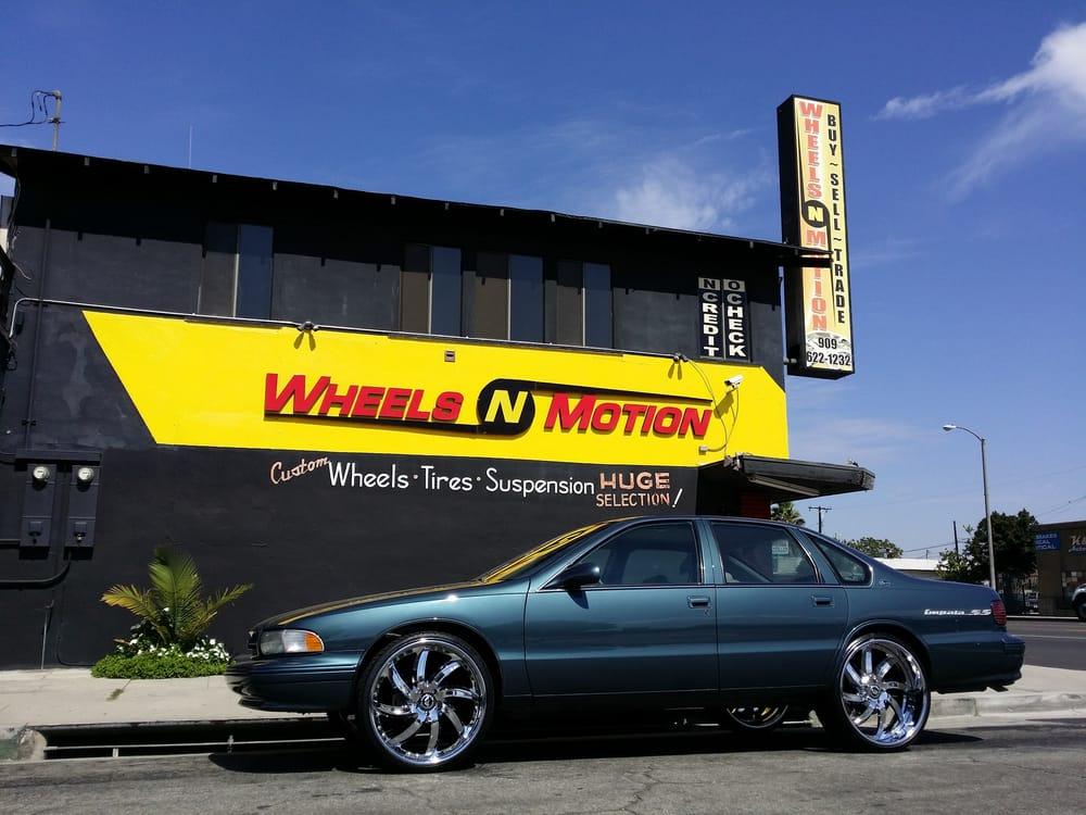 1996 Chevy Impala SS on 24