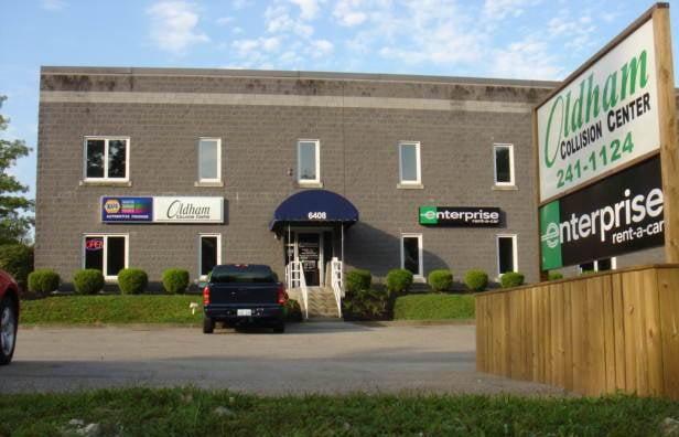 Oldham Collision Center: 6408 Highway 329, Crestwood, KY