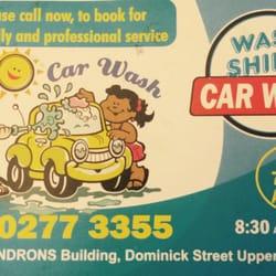 Wash And Shine Car Wash Dublin