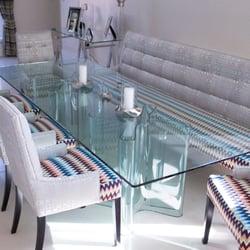 Photo Of Glassdomain   Birmingham, Worcestershire, United Kingdom. The  Stunning Sahara Glass Table