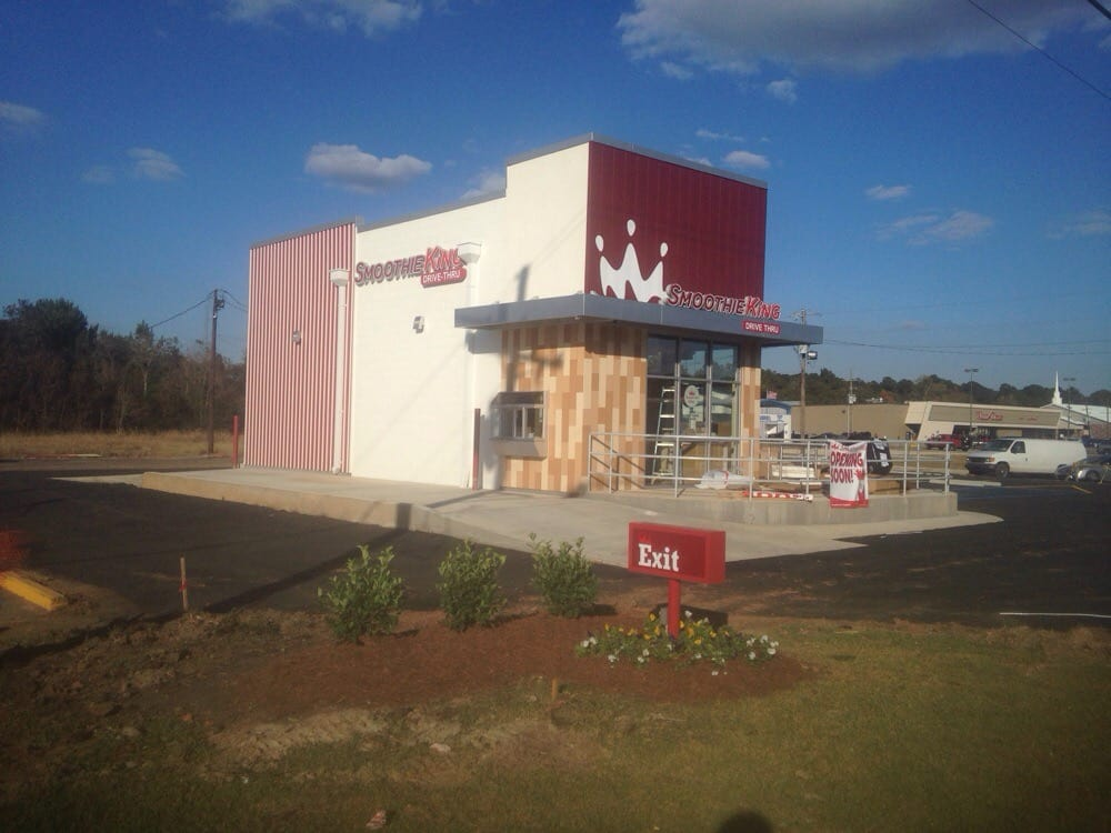 Smoothie King: 906 W Oak St, Amite, LA