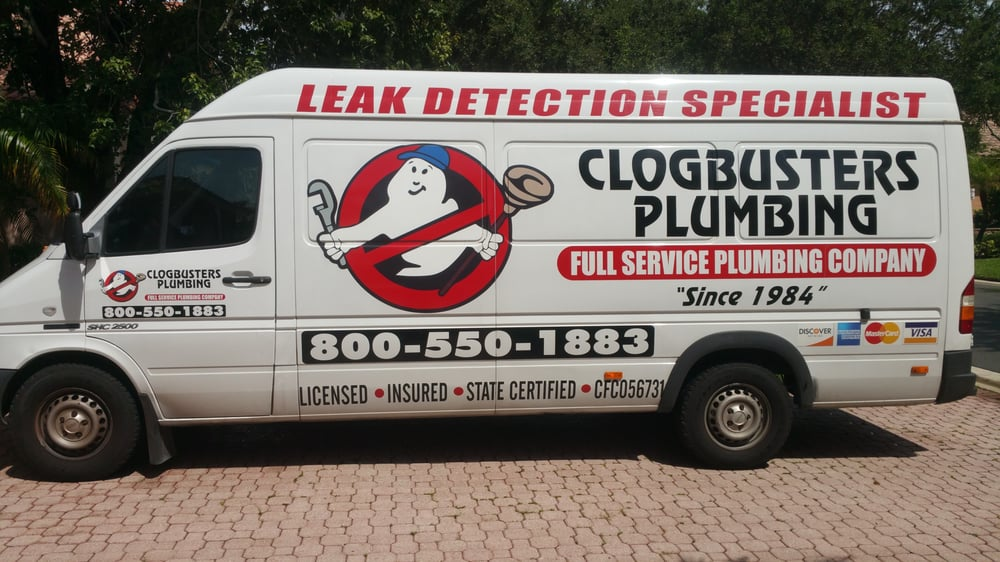 Clogbusters Plumbing: Fort Lauderdale, FL