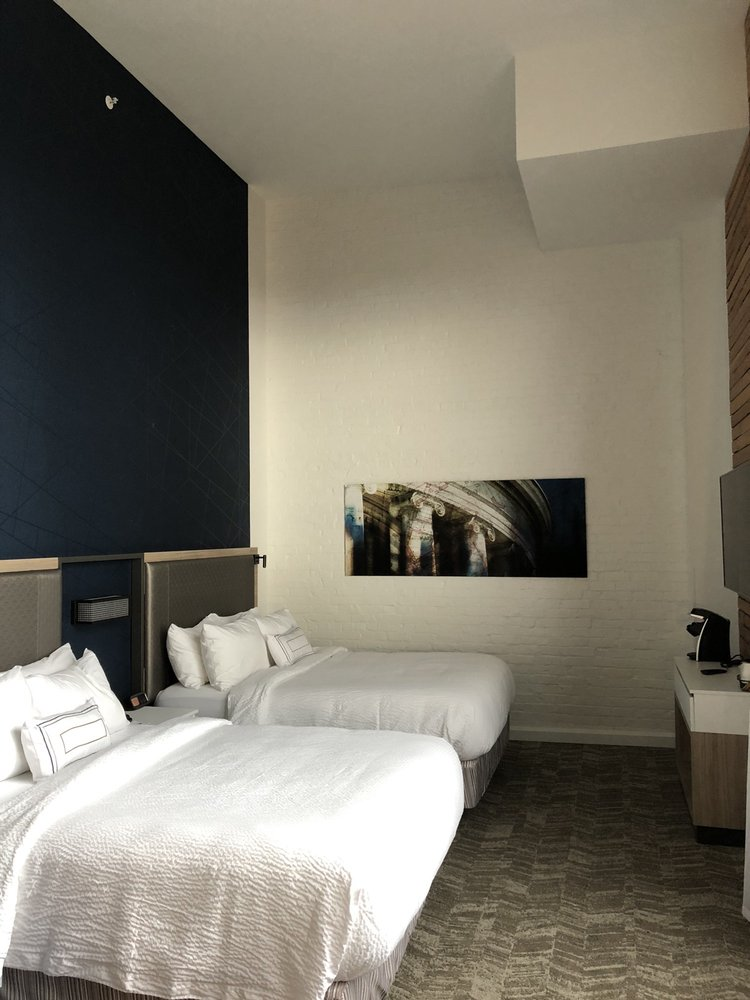 SpringHill Suites Montgomery Downtown: 152 Coosa St, Montgomery, AL