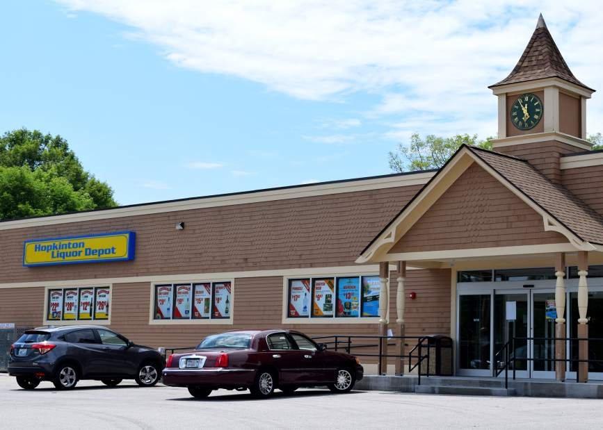 Hopkinton Liquor Depot: 229 Main St, Ashaway, RI