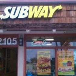 Subway - CLOSED - Sandwiches - 2105 San Elijo Ave, Cardiff