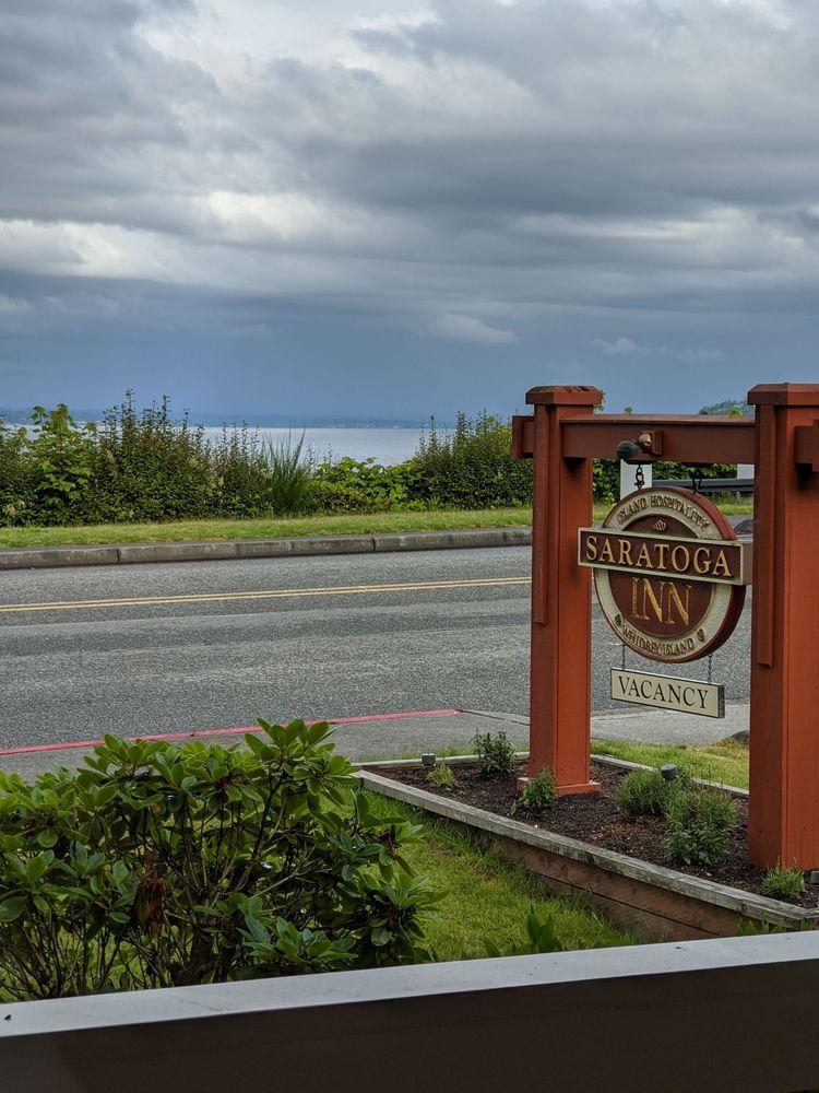 Saratoga Inn: 201 Cascade Ave, Langley, WA
