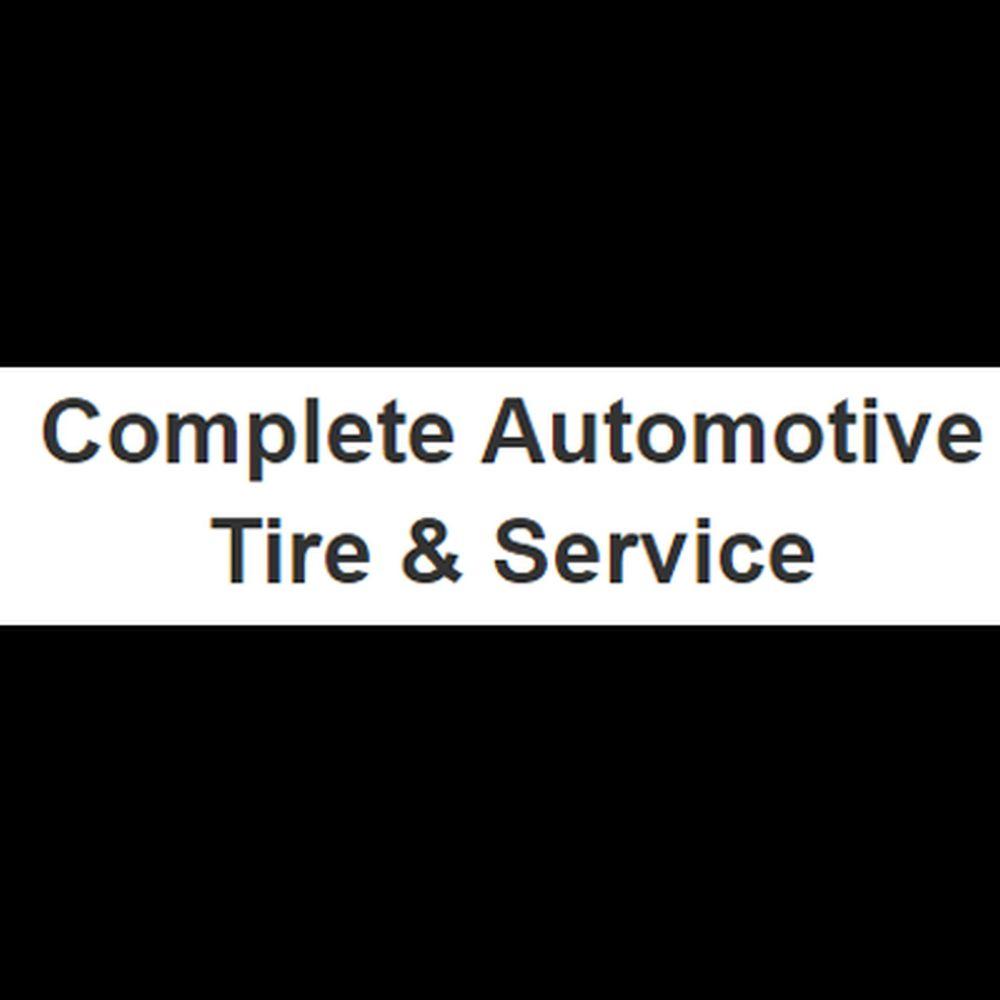 Complete Automotive Tire & Service: 11323 US 27, Dewitt, MI