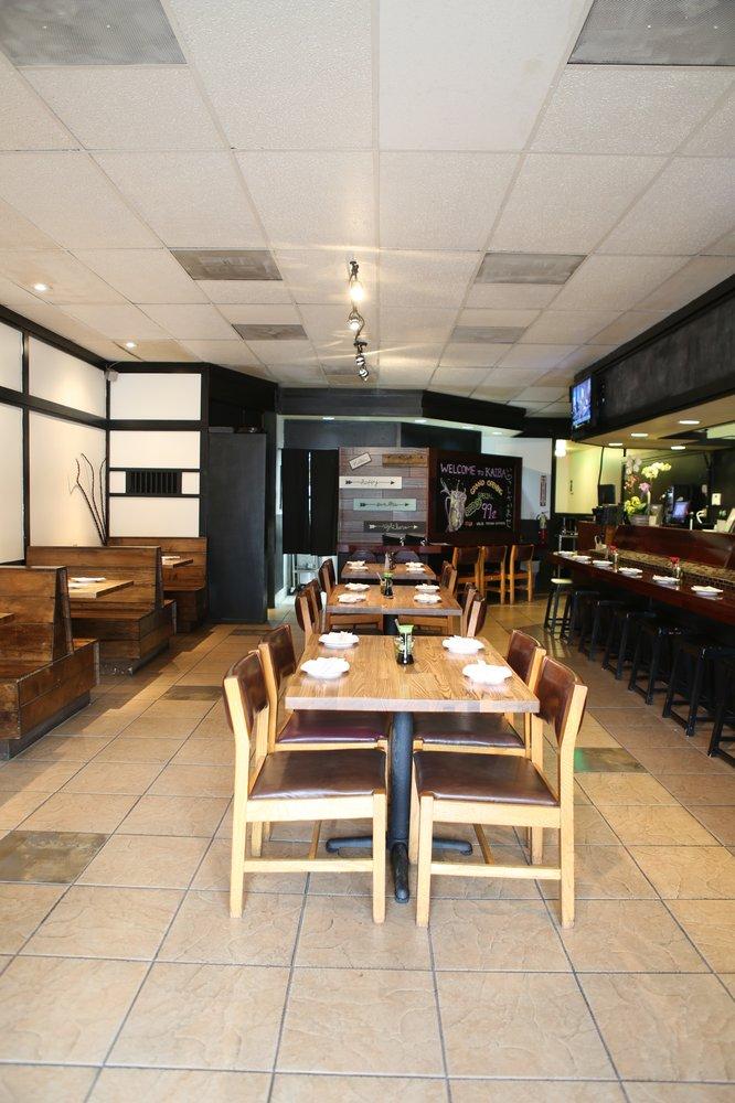 Photos pour kaiba japanese restaurant yelp for Four pour restaurant