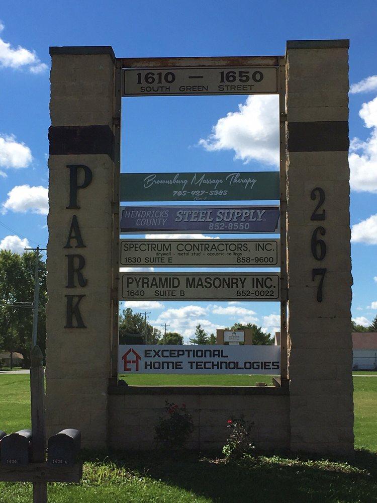 Brownsburg Massage Therapy: 1630 S Green St, Brownsburg, IN