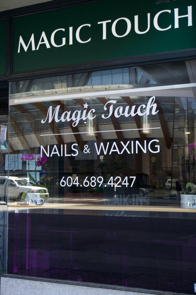 Photos for Magic Touch Nails & Waxing - Yelp