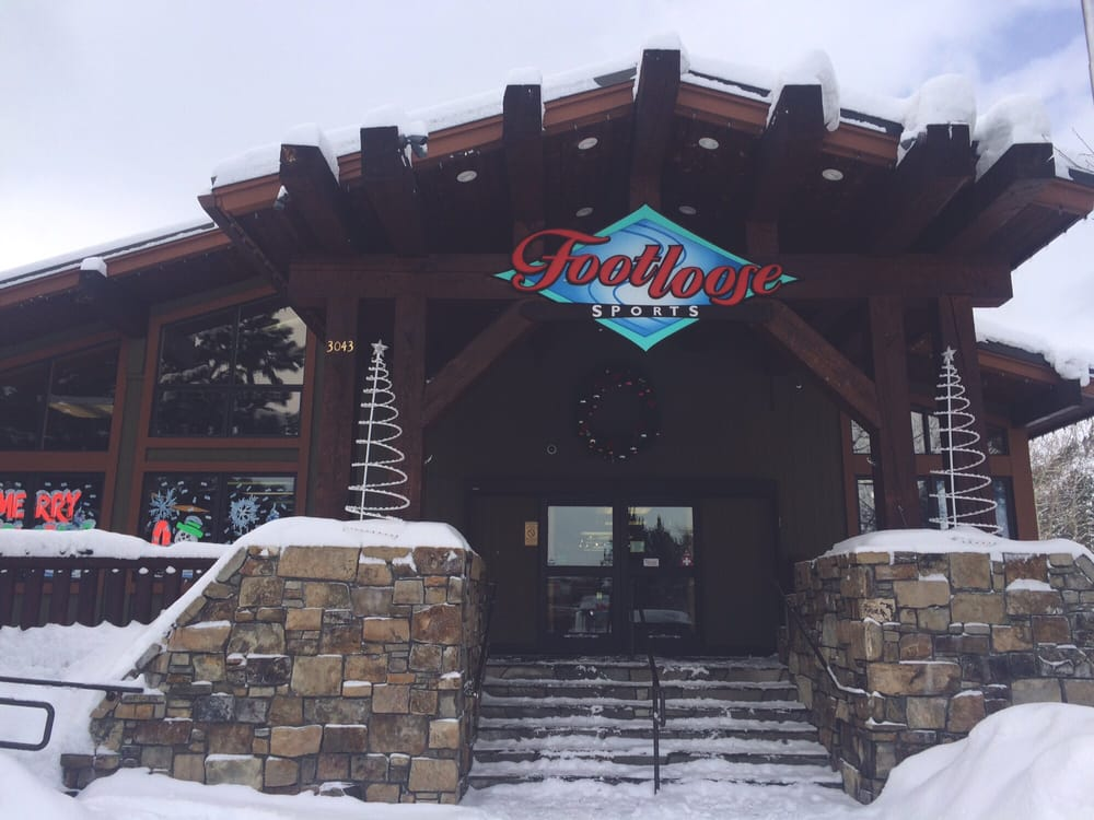 Footloose Sports: 3043 Main St, Mammoth Lakes, CA