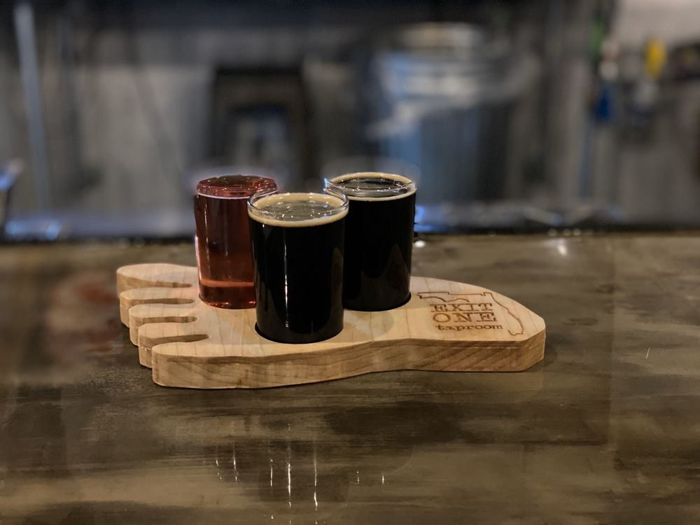 Exit One Taproom: 12 NE 3rd St, Florida City, FL