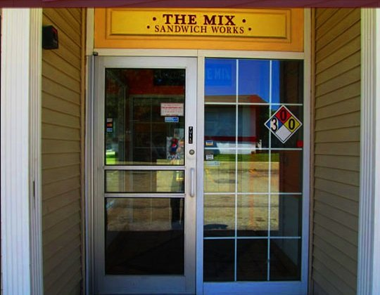 The Mix: Sandwich Works: 3010 W Lincoln Ave, Peoria, IL