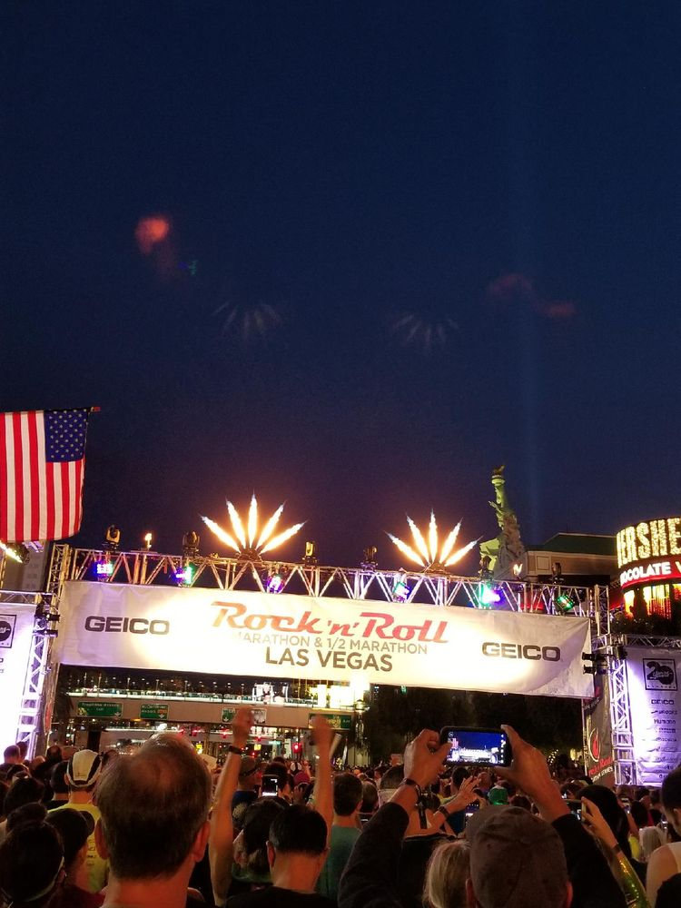 Rock 'n' Roll Las Vegas Marathon & Half Marathon