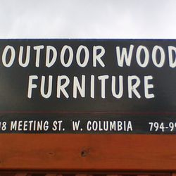 Outdoor Wood Furniture Gifts