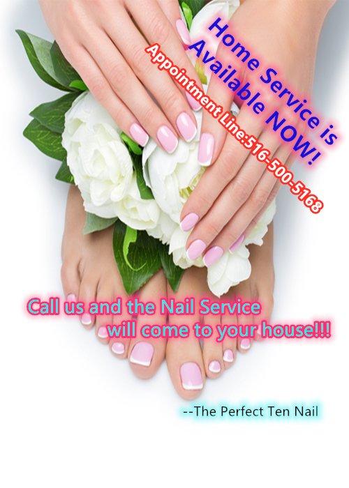 MS Nail - The Perfect Ten: 1022 Willis Ave, Albertson, NY