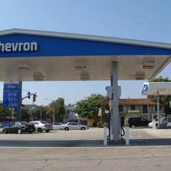 Gas Stations In California >> Chevron Gas Station Gas Stations 160 E California Blvd