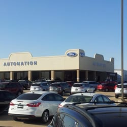 Autonation Ford South Fort Worth Car Dealers 24 Reviews Fort