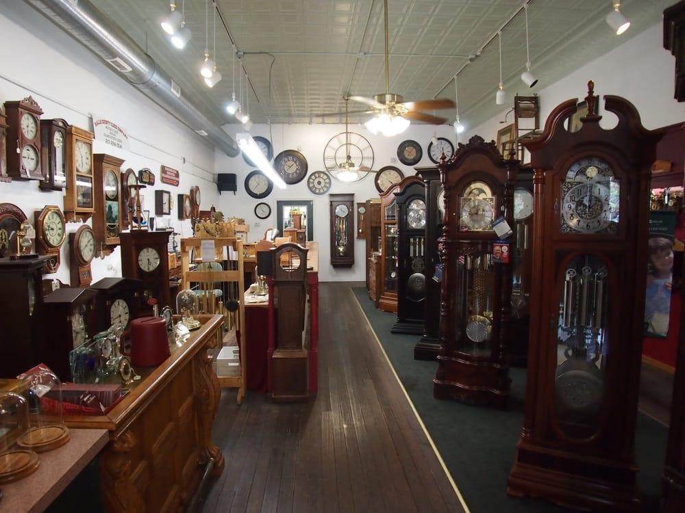 Ralls County Clock Company