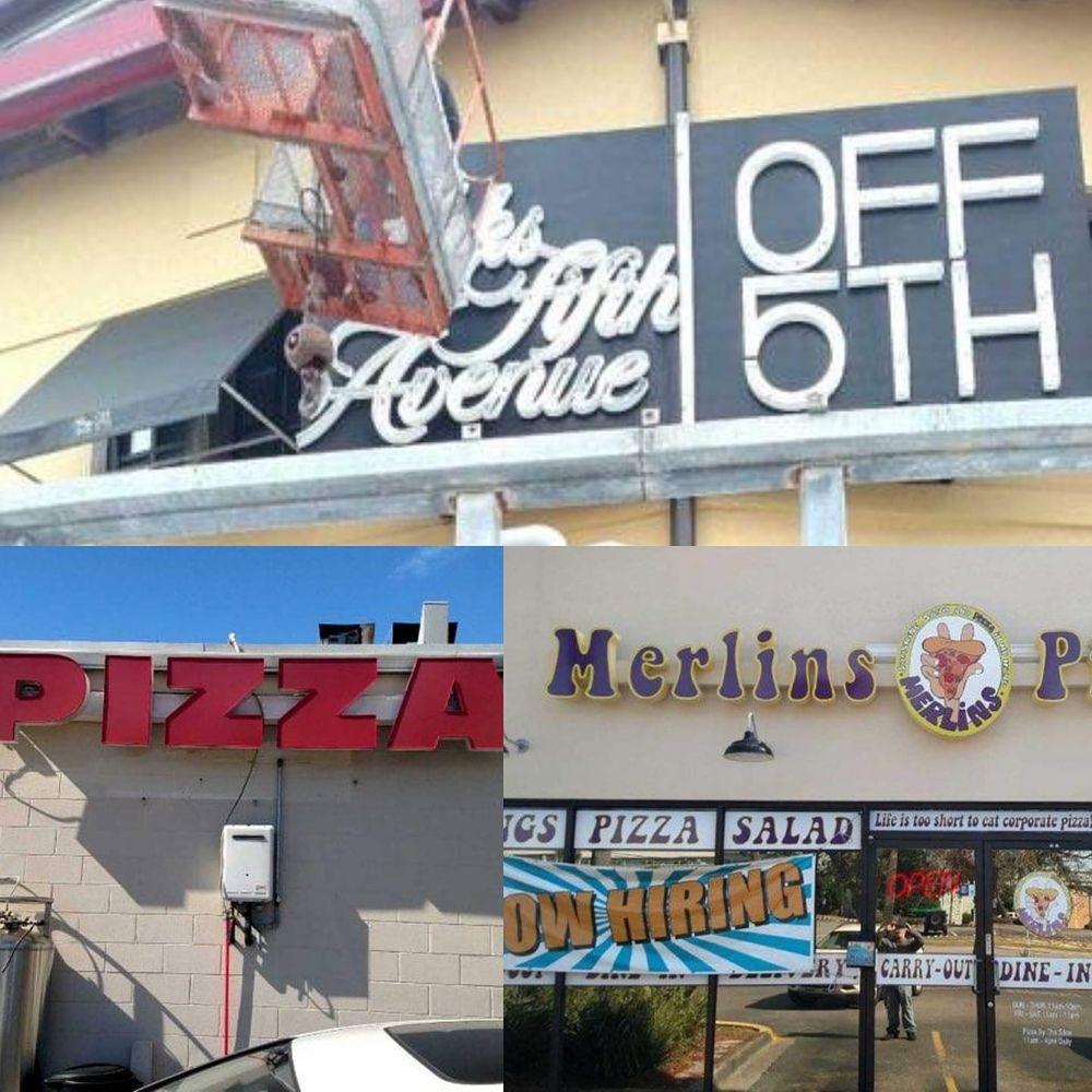 Signs Galore: 111 Hammock Rd, Crestview, FL