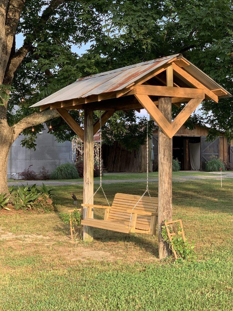 Triple T Farm Wedding and Event Venue: 297 Hilltop Triple T Rd, Fruitdale, AL