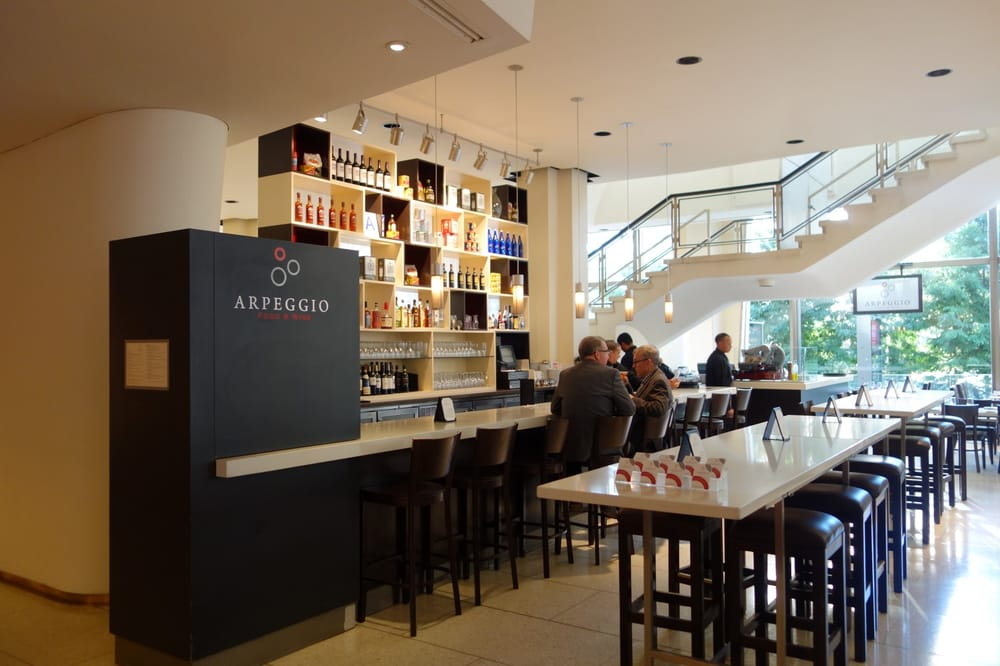 Arpeggio Food & Wine - CLOSED Dress Code