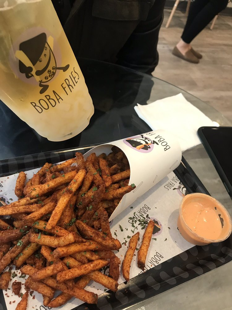 Boba Fries: 8121 Broadway, Queens, NY