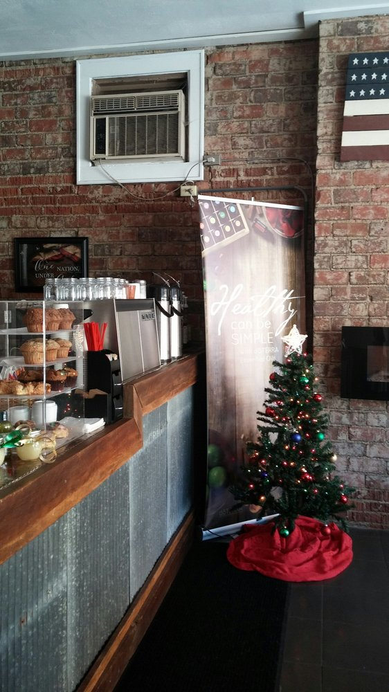 Liberty Tree Coffee & Tea: 201 W Market St, Baltimore, OH
