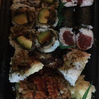 Drunken fish sushi lounge order food online 31 for Drunken fish menu