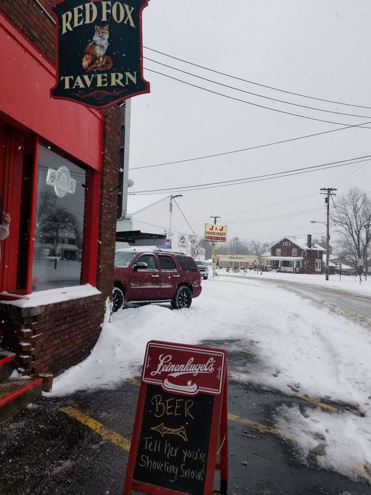 Red Fox Tavern: 301 Marion Ave, Mansfield, OH
