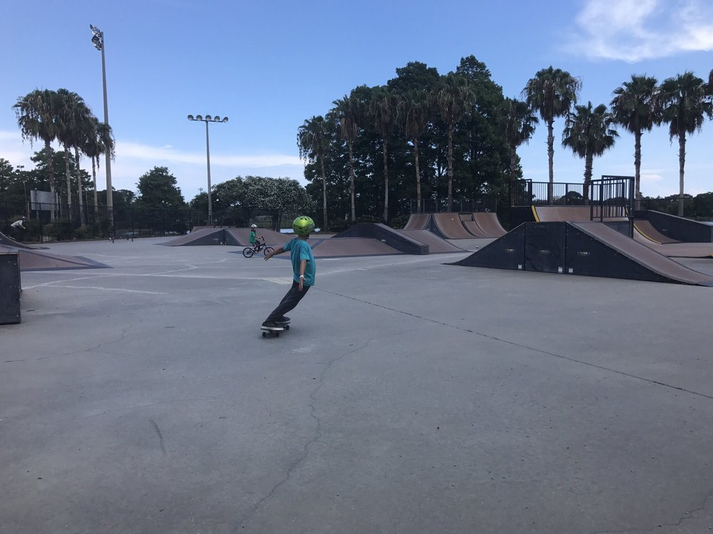 Ross Norton Skate Park: 1426 S Mlk Jr Ave, Clearwater, FL