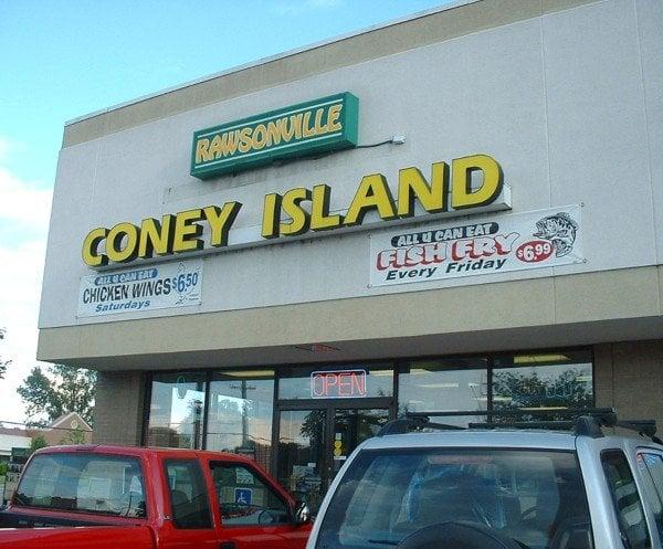 Coney Island Rawsonville Rd