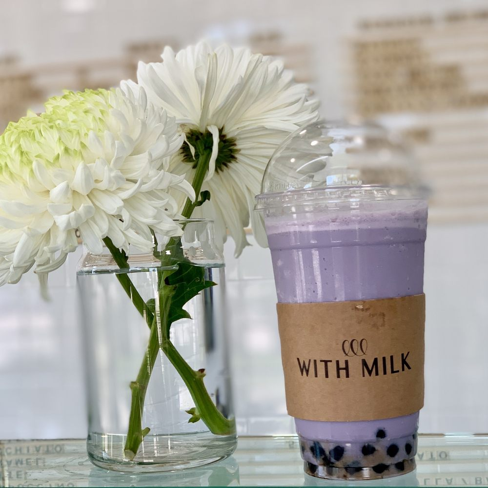 With Milk: 977 Sam Rayburn Tollway, Allen, TX