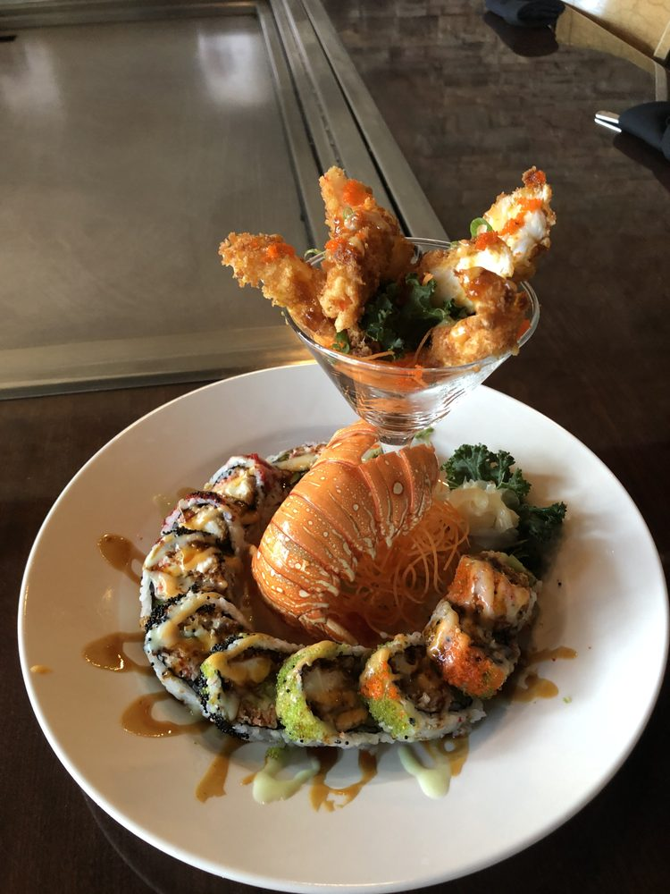 Rayoka Japanese Steakhouse and Sushi: 465 W Dussel Dr, Maumee, OH