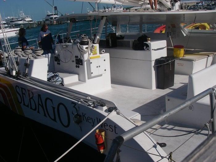 Sebago Water Sports: 205 Elizabeth St, Key West, FL